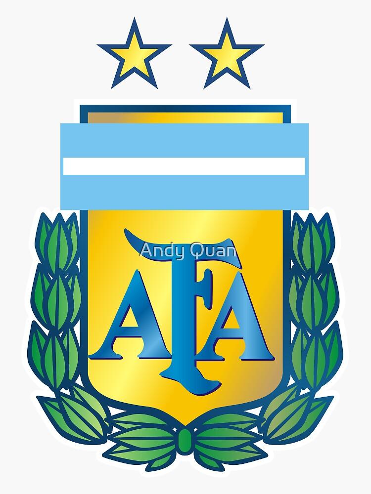 Argentina Soccer Logo by aquan07
