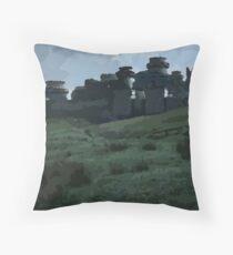 Winterfell Throw Pillow