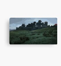 Winterfell Canvas Print