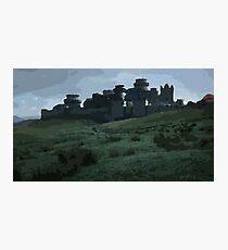 Winterfell Photographic Print