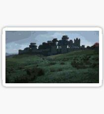 Winterfell Sticker