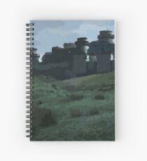 Winterfell Spiral Notebook