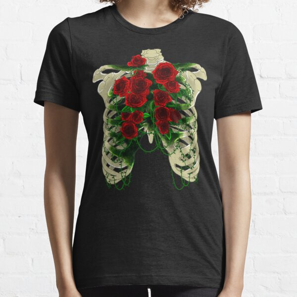 Rose Cage Essential T-Shirt
