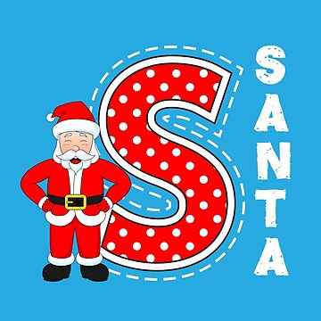 'S' is for Santa! by Apptronics