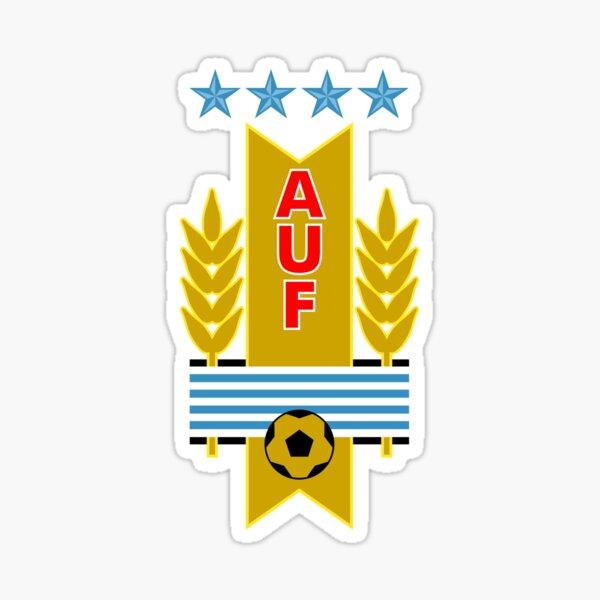 Logotipo de Uruguay Soccer Pegatina