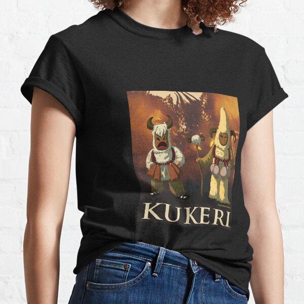 Kukeri - Bulgarian Mythology Creatures Classic T-Shirt