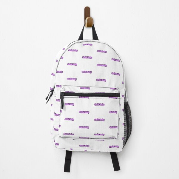 Smile Baby - Purple  Backpack