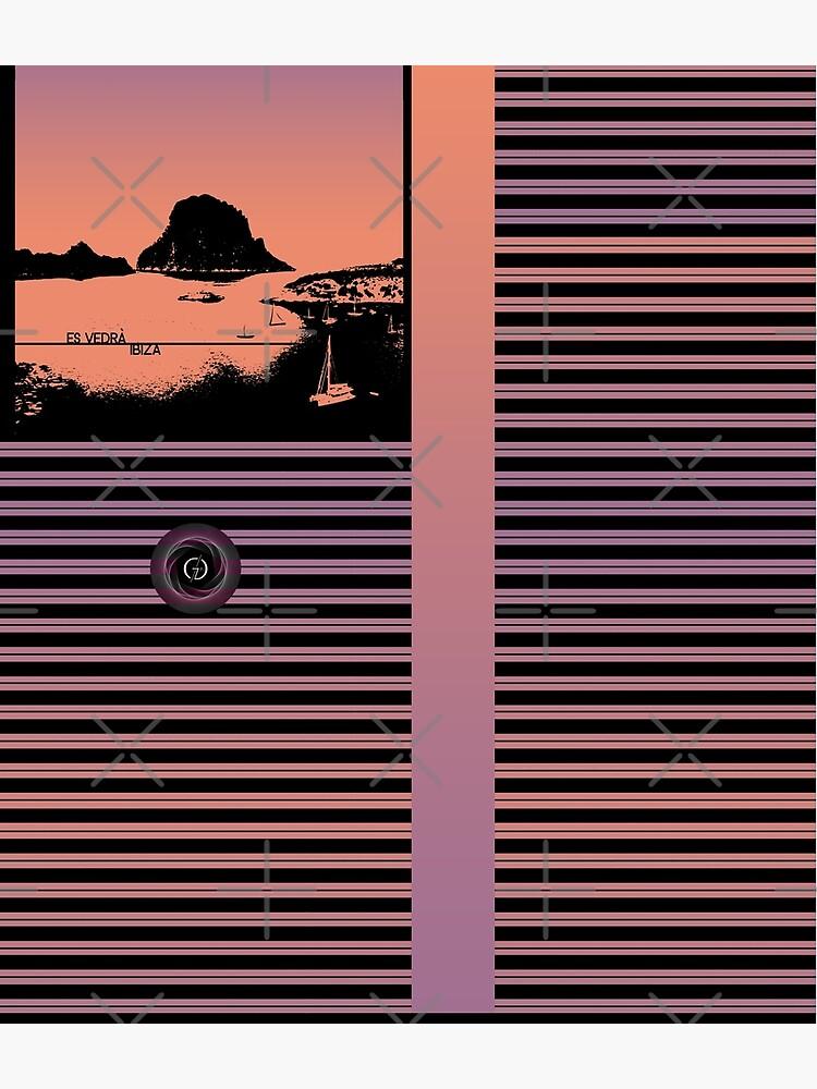 Balearic Lounge   Es Vedrà   Ibiza   Sunset by AtelierGaudard