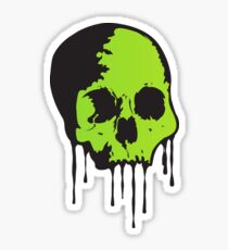 Toxic Death  Sticker