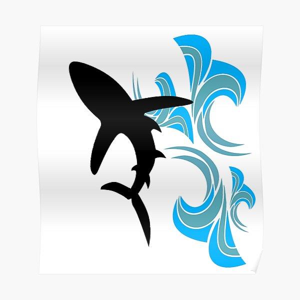 SHARK STEEZE Poster