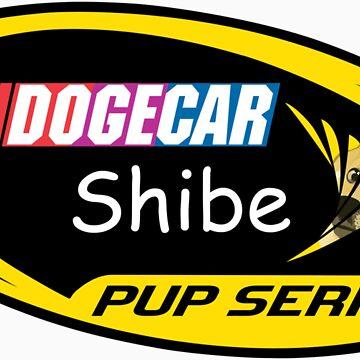 Dogecar - Shibe Pup Series by veyda92