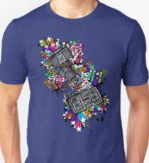 Blaster Shaz T-Shirt