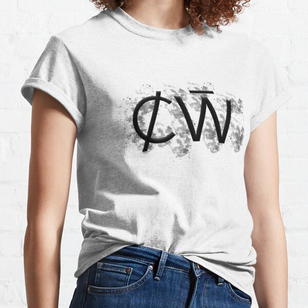 Charlotte de Witte Logo Classic T-Shirt