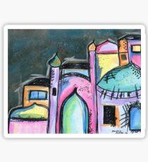 Islamic City  Sticker