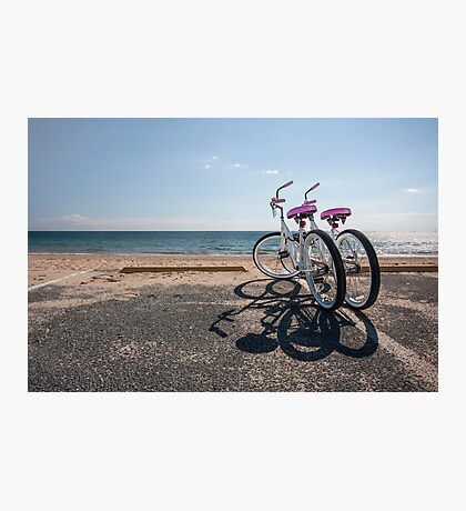 Two If By The Sea Fotodruck