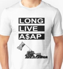 Long Live A$AP - Flag Rising T-Shirt