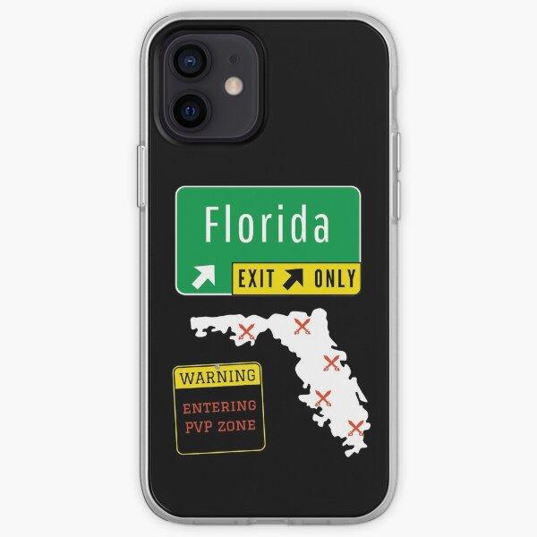 Florida betritt die PvP-Zone iPhone Flexible Hülle
