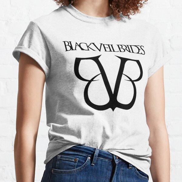 SPECIAL EDITION DESIGN LOGOS MUSIC PUNK ROCK BAND BLACK VEIL Classic T-Shirt