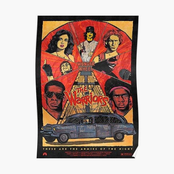 The Warriors 3 (HQ) Poster