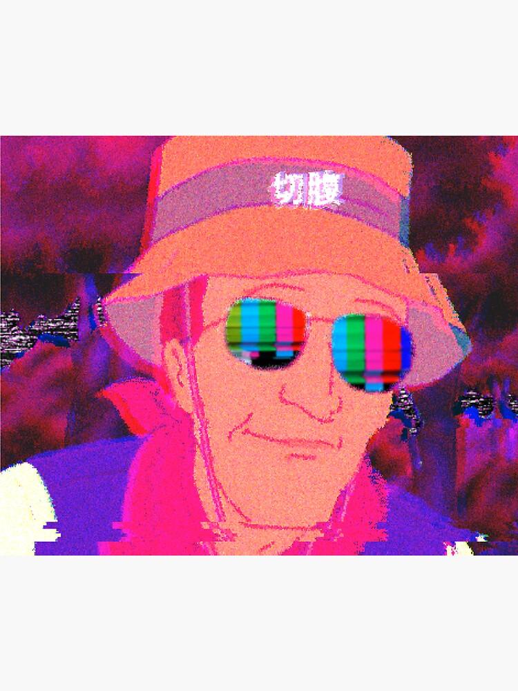 Vaporwave Dale Gribble de pkbrendan