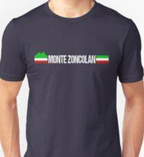 Monte Zoncolan Italian Cycling T-Shirt