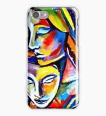 """""""State of being"""" iPhone Case/Skin"""