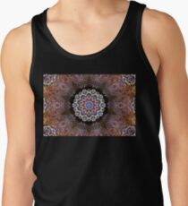 Rustic Abstract Tank Top