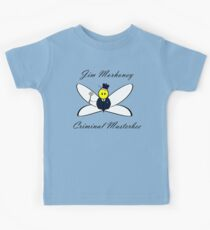 Jim Morhoney, Criminal Masterbee Kids Tee