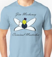 Jim Morhoney, Criminal Masterbee T-Shirt