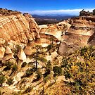 Tent Rocks National Park, New Mexico, USA by fauselr
