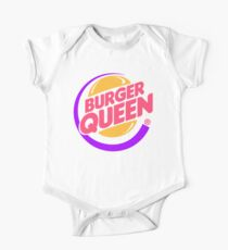 Burger Queen One Piece - Short Sleeve
