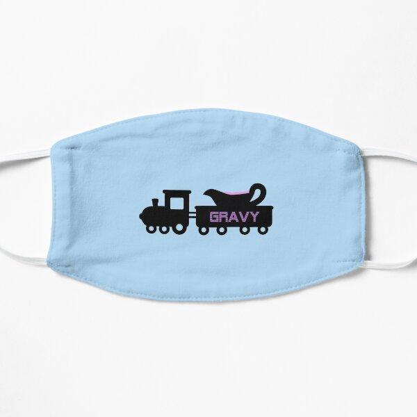 Gravy Train Flat Mask