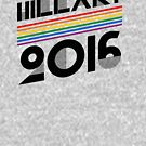 Vintage Hillary 2016 by queeradise