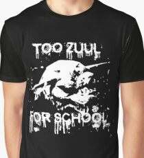 Too Zuul for School Graphic T-Shirt