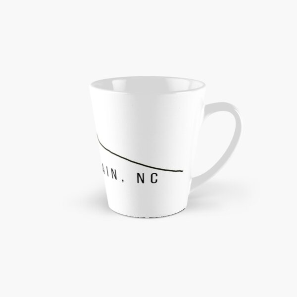 Pilot Mountain North Carolina Tall Mug