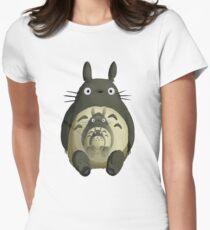 My Neighbor Totoro Women's Fitted T-Shirt