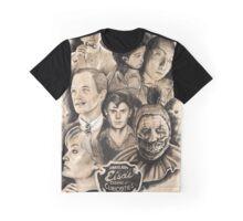 AHS Freakshow Caffeine Shock Graphic T-Shirt