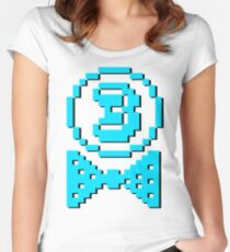 3 Emblem 3SQUIRE Women's Fitted Scoop T-Shirt