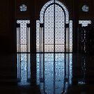 Hassan II Mosque window by bubblehex08