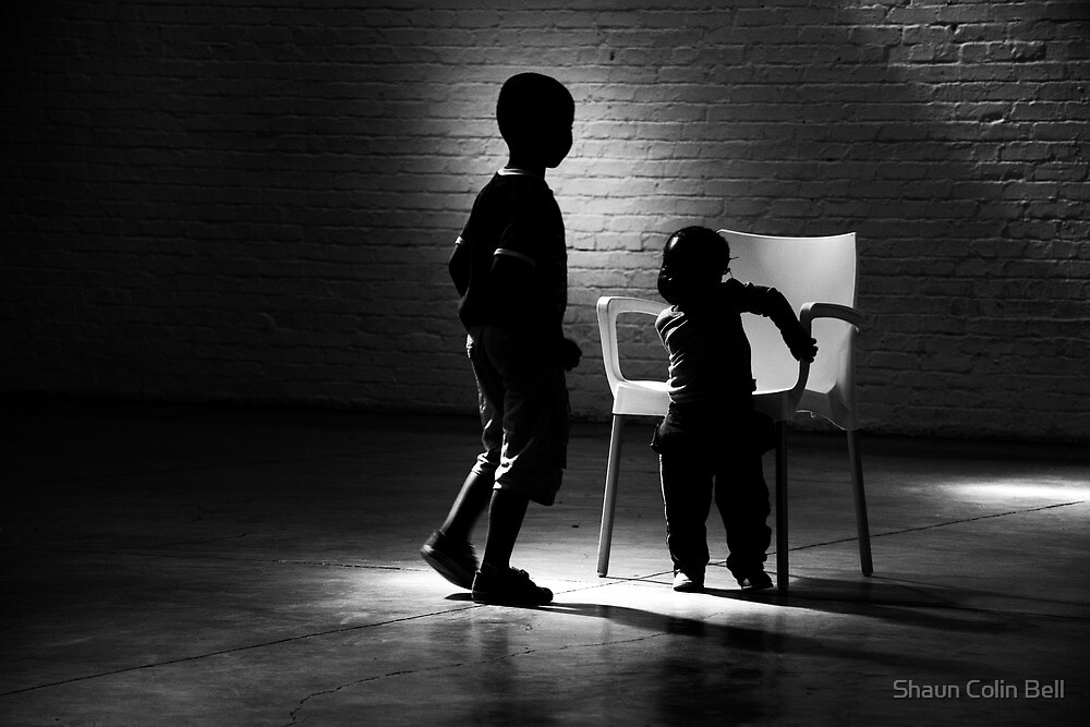 Shades Of Innocence by Shaun Colin Bell