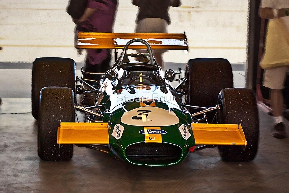 Brabham BT26-2 by Stuart Row