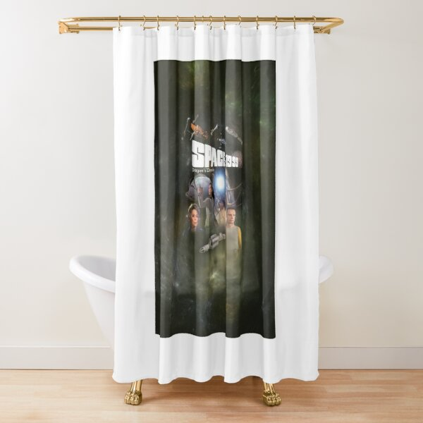 SPECIAL REQUEST DD Shower Curtain