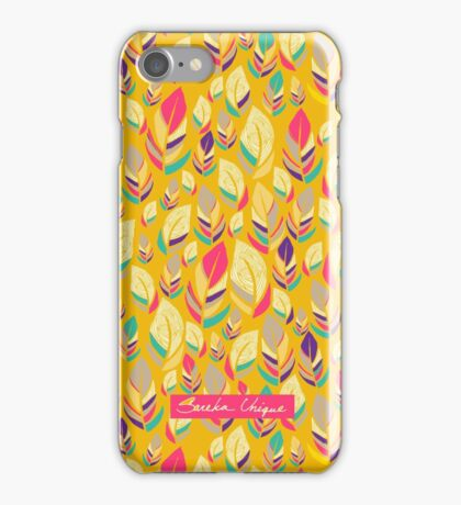 Dancing Feathers iPhone Case/Skin