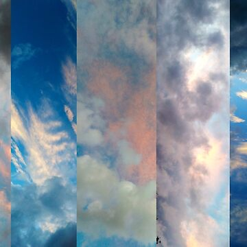 sunset and sky panels by stocatia