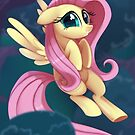Fluttershy by Pepooni
