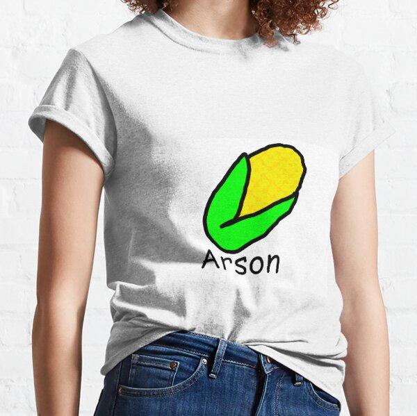 Corn arson :) Classic T-Shirt