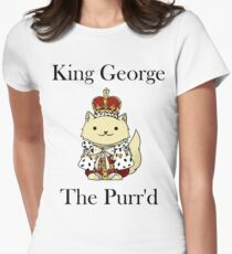 King George the Purr'd T-Shirt