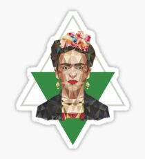 Frida II Sticker