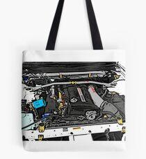 RB26DETT Tote Bag
