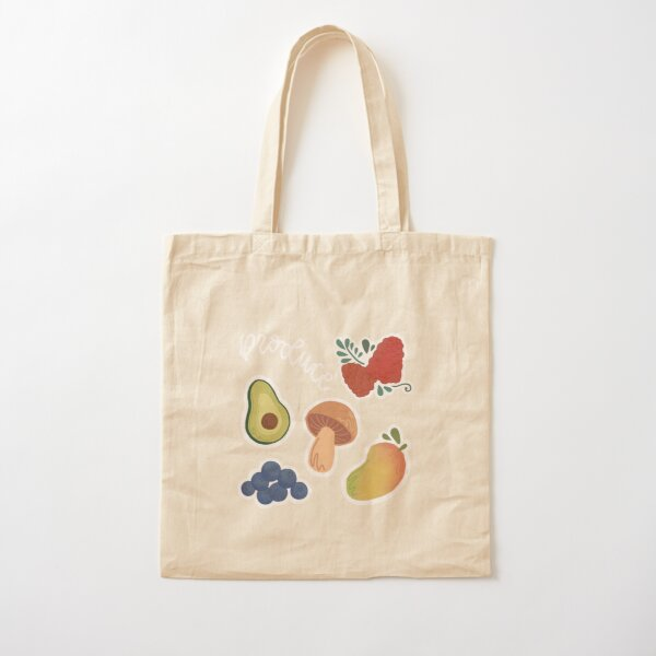 Produce Collection Cotton Tote Bag